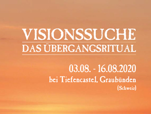 Visionssuche 2020 Download Flyer